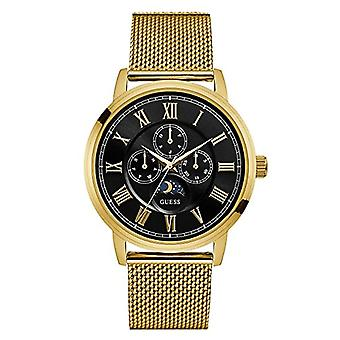 Guess men's Multi-dial quartz men with stainless steel strap W0871G2