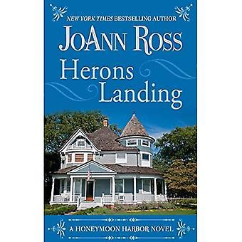 Hägrar landning (smekmånad Harbor roman)