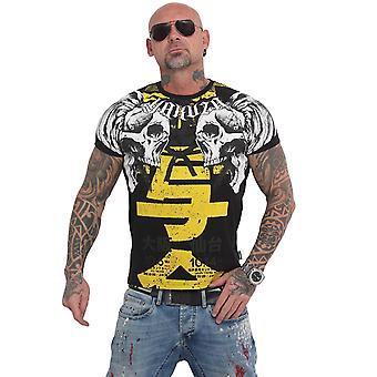 YAKUZA Mäns T-shirt Sjuka Nippon
