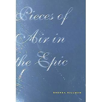 Pieces of Air in the Epic door Brenda Hillman - 9780819567871 Boek