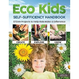 Eco Kids Self-Sufficiency Handbook by Alan Bridgewater - 978164124030