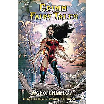 Grimm Fairy Tales Age of Camelot by Joe Brusha - 9781942275923 Book