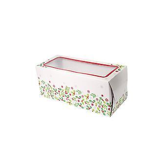 Culpitt Holly Log Box 12&;