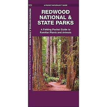 Redwood National & State Parks - A Folding Pocket Guide to Familia