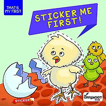Sticker Me First by Offshoot - 9788193281369 Book