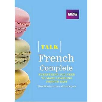 Talk French Complete BookCD Pack by Isabelle Fournier