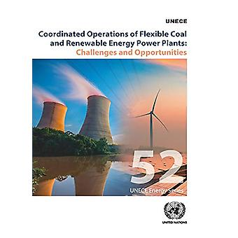 Coordinated operations of flexible coal and renewable energy power pl