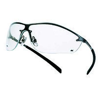 Bolle SILPSI Silium Spectacles Metal Frame Flex Temples With  Clear Pc Lens