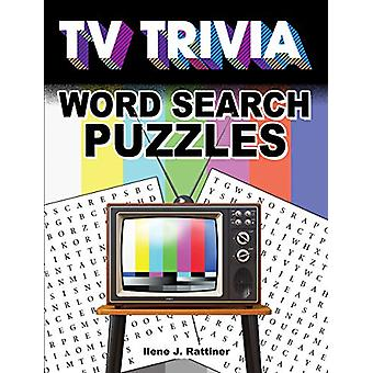 TV Trivia Word Search Puzzles by Ilene Rattiner - 9780486840529 Book