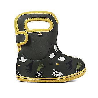 Bogs Baby Bogs Farm Baby Waterproof Boot Loden Multi
