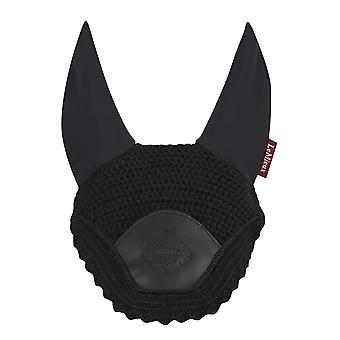LeMieux Lemieux Elite Fly Hood - Black