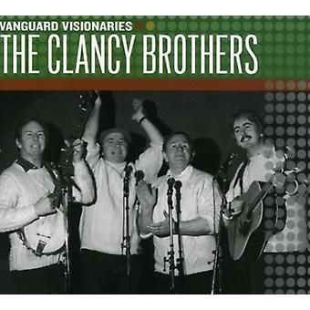 Clancy Brothers - importer des visionnaires Vanguard [CD] é.-u.