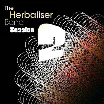 Herbaliser Band - Session 2 [CD] USA import