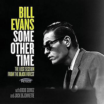 Bill Evans - Some Other Time [CD] USA import