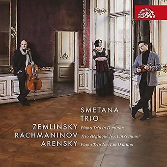 Piano Trios [CD] USA import