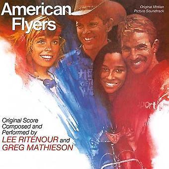 Soundtrack - American Flyers [CD] USA import
