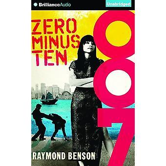Benson*Raymond / Vance*Simon - Zero Minus Ten [CD] USA import