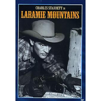 Laramie Mountains [DVD] USA import