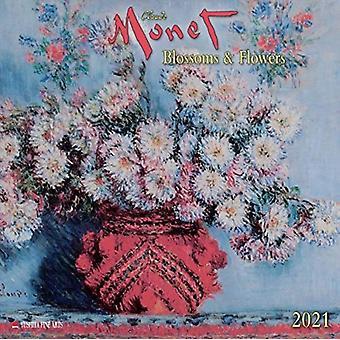 CLAUDE MONET BLOSSOMS 2021 by Claude Monet