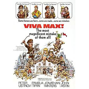 Viva Max [DVD] USA import