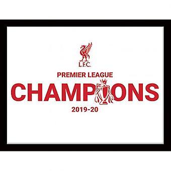 ليفربول بطل الدوري الإنجليزي الممتاز صورة WT 16 × 12