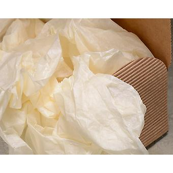 5 Sheets of Best Quality Ivory Tissue Paper   Gift Wrap Supplies