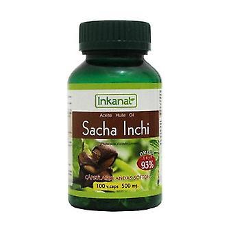 Sacha Inchi oil 100 capsules of 500mg