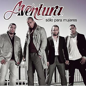 Aventura - Solo Para Mujeres [CD] USA import