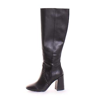 Coach Womens Falon Leather Round Toe Knee High Fashion Boots