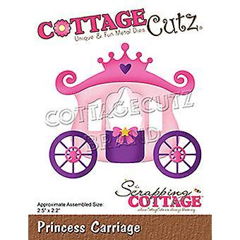 Sloop Cottage Princess Carriage