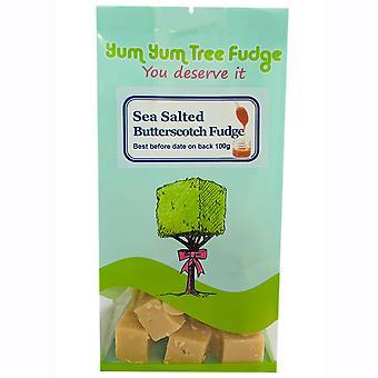 Yum Yum Tree Sea Salted Butterscotch Fudge