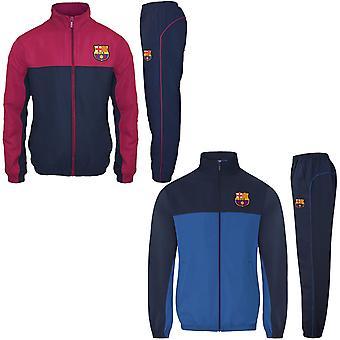 FC Barcelona offisiell fotball gave menns jakke & bukser tracksuit sett