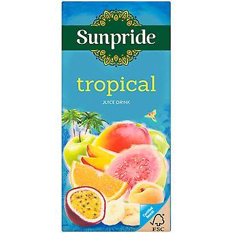 Sunpride Tropical Juice Drink