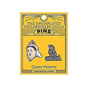 دبوس مجموعة -- UPG -- الملكة فيكتوريا ونحن لسنا مسليا 5100
