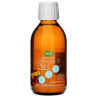 Ascenta, NutraVege, Omega-3 Plant, Extra Strength, Cranberry Orange Flavored, 1,