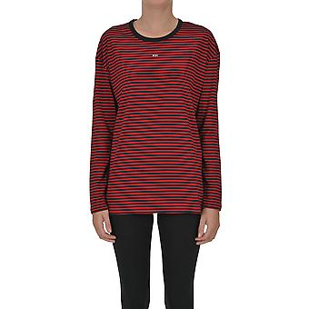 N°21 Ezgl068204 Dames's Red Cotton Sweater