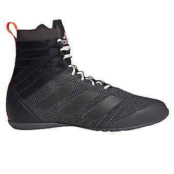 adidas Speedex 18 Boxtrainer Schuh Schuh Schwarz/Rot