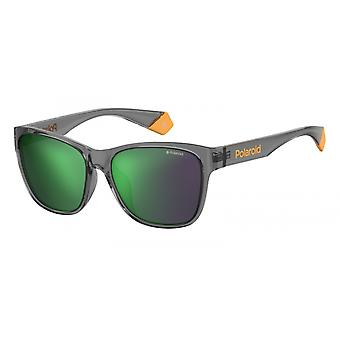 Sunglasses Unisex 6077/SKb7/5Z square grey/green
