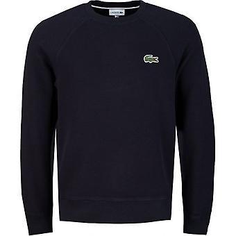 Lacoste Sport Large Croc Crew Neck Sweatshirt