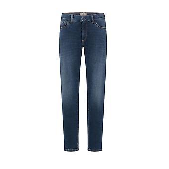 Fynch-Hatton Fynch Hatton Modern Fit Jeans Blue