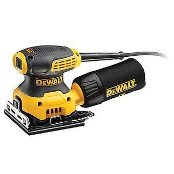 DEWALT DWE6411 1/4 Sheet Palm Sander 230W 240V DEWDWE6411