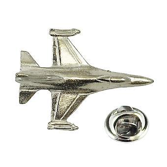 Ties Planet Falcon Aircraft Pewter Inglese Made Risvolto Pin Badge