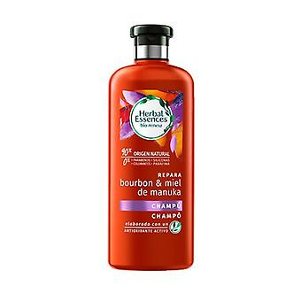 Shampoo Repairs Bourbon And Manuka Honey 400 ml