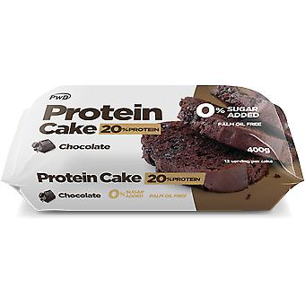 PWD Nutrition Chocolate Protein Cake 12 units
