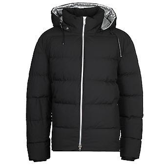 Moose Knuckles Black Allen Puffer Jacket