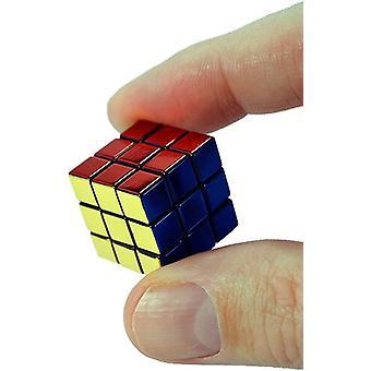 Worlds Smallest 40th Rubiks Metallic USA Import
