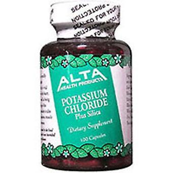 Alta Health Potassium Chloride & Silica, 100 Caps