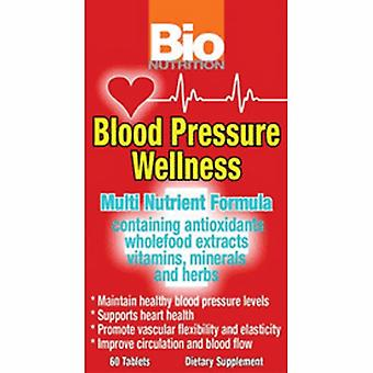 Bio Nutrition Inc Blood Pressure Wellness, 60 tabs