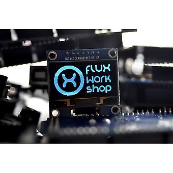 "1.3"" 128x64 Blue OLED Display Module"
