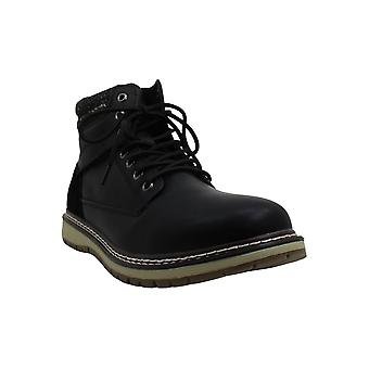 Reserved Footwear Men's Shoes Banks Leather Closed Toe Ankle Fashion Boots